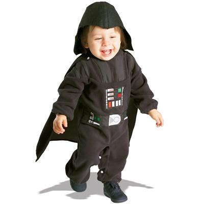 Star Wars Darth Vader Fleece Toddler Costume