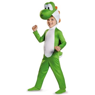 Super Mario Bros: Yoshi Toddler Costume