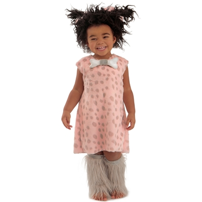 Cave Baby Girl Toddler Costume