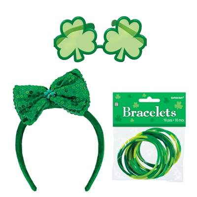 St. Patrick's Day Party Wearable Bundle