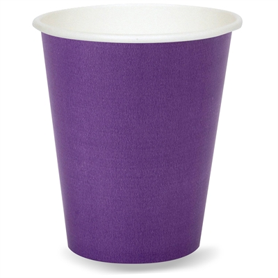 Purple Paper Cups (24)