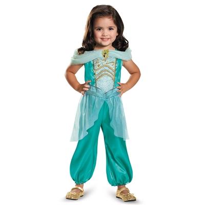 Disney Princess Jasmine Classic Toddler Costume