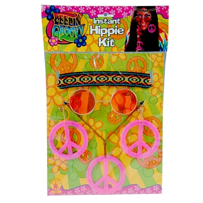 Groovy Hippie Accessories Kit