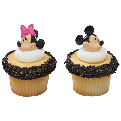 Disney Mickey and Minnie Rings Asst. (12)