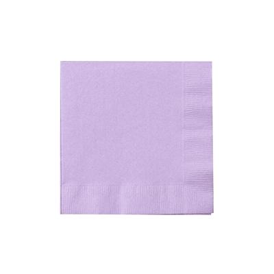 Lavender Beverage Napkins (50)