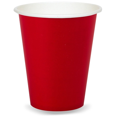 Red Paper Cups (24)