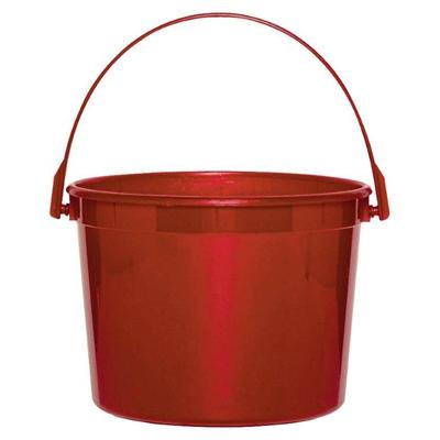 Red Favor Bucket