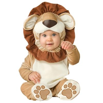 Lovable Lion Infant / Toddler Costume