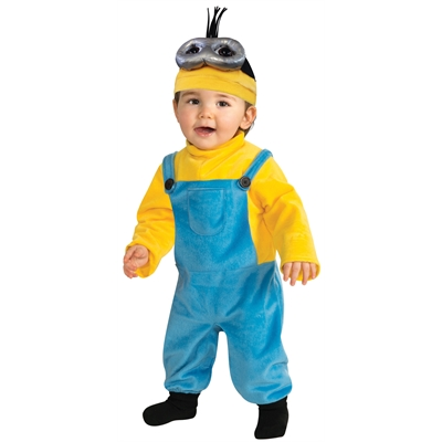 Minions Movie: Kevin Toddler Costume