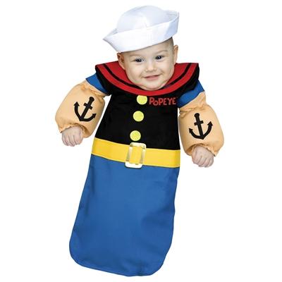Popeye Bunting