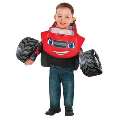 Blaze & the Monster Truck: Blaze Tunic Toddler Costume