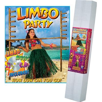 6' Bamboo Limbo Set