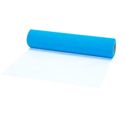 Turquoise Tulle Roll (12''H)