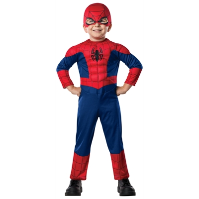 Ultimate Spider-Man Toddler Costume