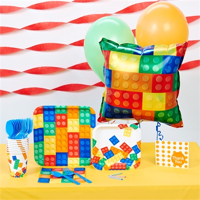 Building Block Basic Party Pack
