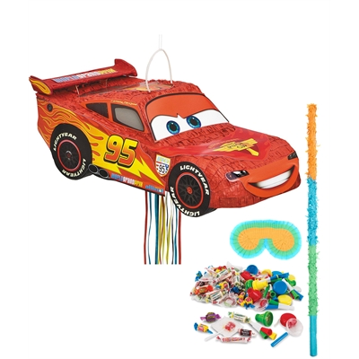 Disney Cars 3D Pinata Kit