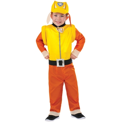 Paw Patrol: Rubble Classic Toddler Costume