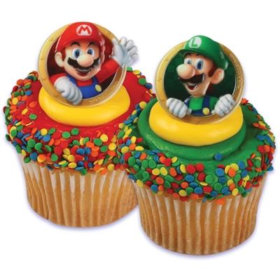 Mario Bros. Rings (12)