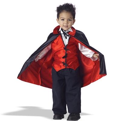 Vampire Toddler Costume