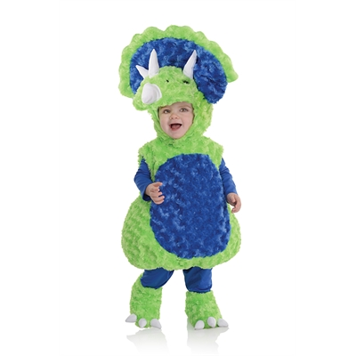 Triceratops Toddler Costume
