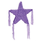 Purple Star Pinata