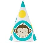 Mod Monkey Cone Hats (8)
