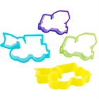 Construction Cookie Cutters Assorted (8)