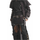 Authentic Western Holsters And Belt With Leg Ties Adult