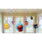 Sesame Street Hanging Swirl Value Pack