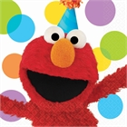 Sesame Street Elmo Lunch Napkins (16)