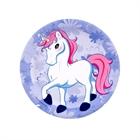 Enchanted Unicorn Dessert Plates (8)