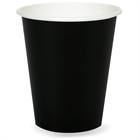 Black 9 oz. Paper Cups (24)