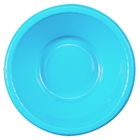 Turquoise Plastic Bowls (20)