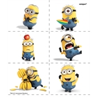 Minions Despicable Me - Tattoos (4)