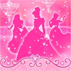 Disney Princess Party Lunch Napkins