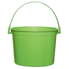 Green Favor Bucket