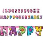 Hello Kitty Jumbo Letter Banner Kit
