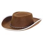 Brown Cowboy Hat (Child)
