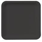 Black Square Dinner Plates (8)