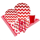 Red Chevron Event Pack for 8