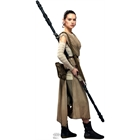 Star Wars VII Rey Standup - 6' Tall