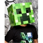 Minecraft Creeper Head Mask Adult