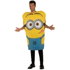 Despicable Me 2 Dave Minion Adult Foam Costume