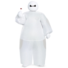 Big Hero 6: White Baymax Inflatable Child Costume