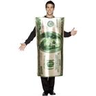 100 Bill Adult Costume