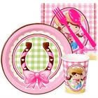 Pink Cowgirl Snack Party Pack