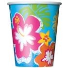 Luau Paper Cups (8)