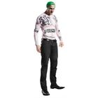 Suicide Squad: Joker Teen Costume Kit