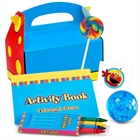 Sesame Street 2 -  Filled Favor Box (4)