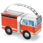 Fire Trucks Empty Favor Boxes (4)